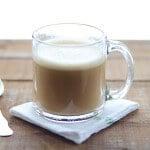 instant Dandelion Latte