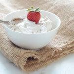 Coconut Whipped Cream paleo recipe