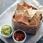 Paleo Tortilla Chips recipe