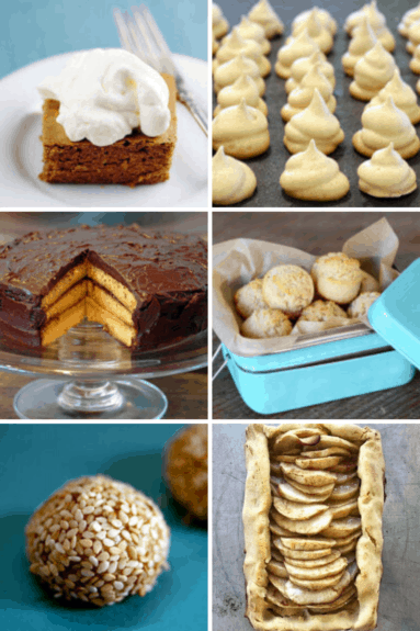 Kosher For Passover Desserts