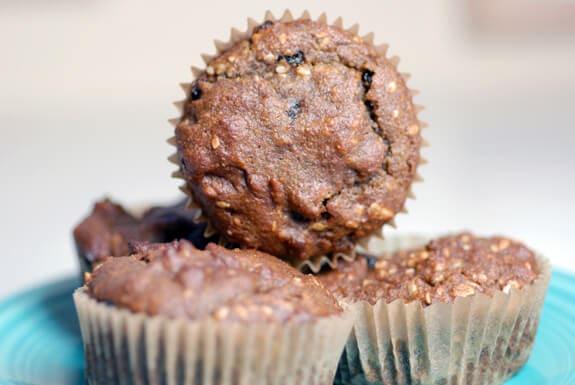 Gluten-Free Bran Muffins Recipe | Elana's Pantry