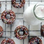 Chocolate Donuts paleo recipe