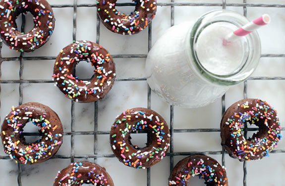 Paleo Chocolate Donuts Recipe | Elana's Pantry
