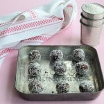 Paleo Dark Chocolate Bites recipe