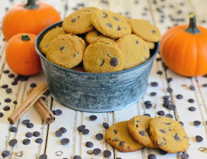 Paleo Pumpkin Spice Cookies Recipe