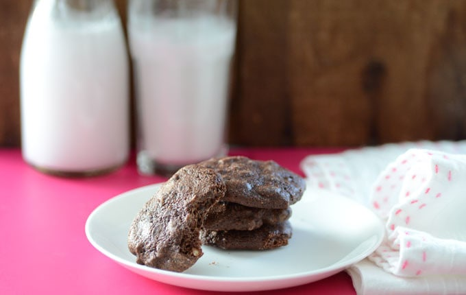 Chocolate Decadence Cookies