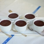 2-Ingredient Chocolate Pudding