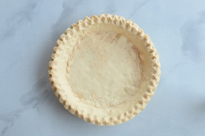 Nut-Free Egg-Free Pie Crust