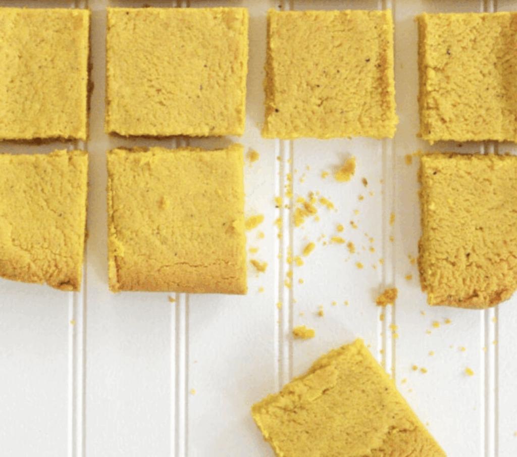Turmeric Golden Bars