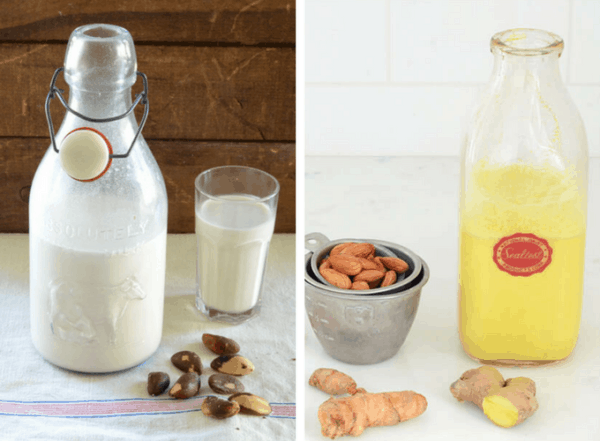 Dairy-Free Milk Recipes