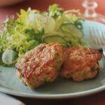 Salmon Dill Burgers