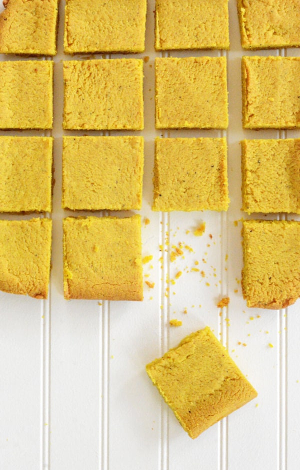 Golden Turmeric Bars