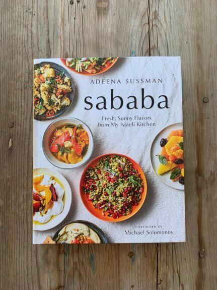 Sababa Israeli Cookbook