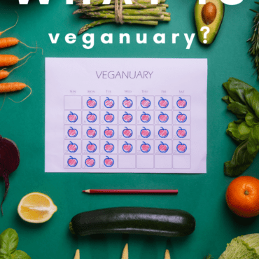 What Is Veganuary?