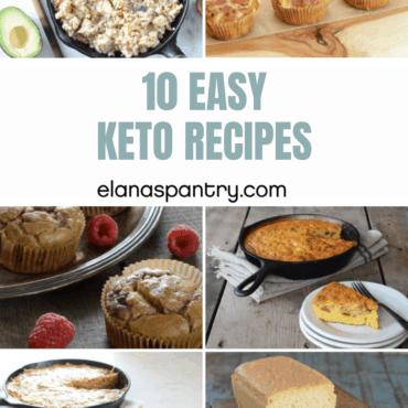 10 Easy Keto Recipes