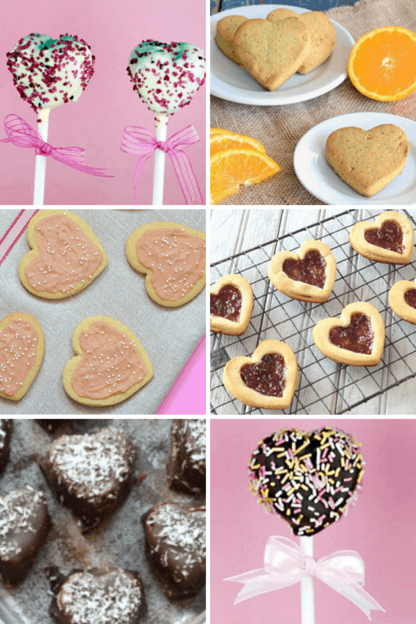Valentine's Day Sweets For All Special Diets