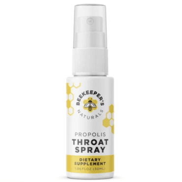 Beekeepers Naturals Propolis Throat Spray