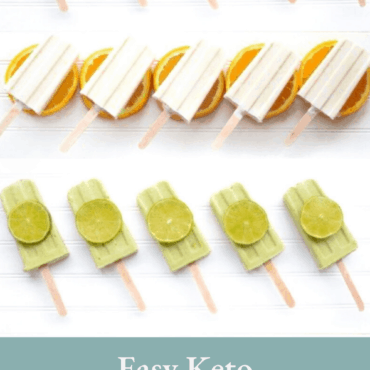 Easy Keto Popsicles Recipes