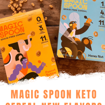 Magic Spoon Keto Cereal New Flavors Will Drive You Nuts!