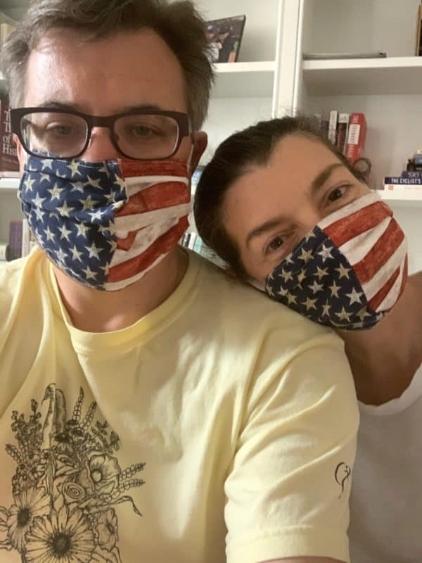 When It Comes To Covid Masks There Is No Political Divide