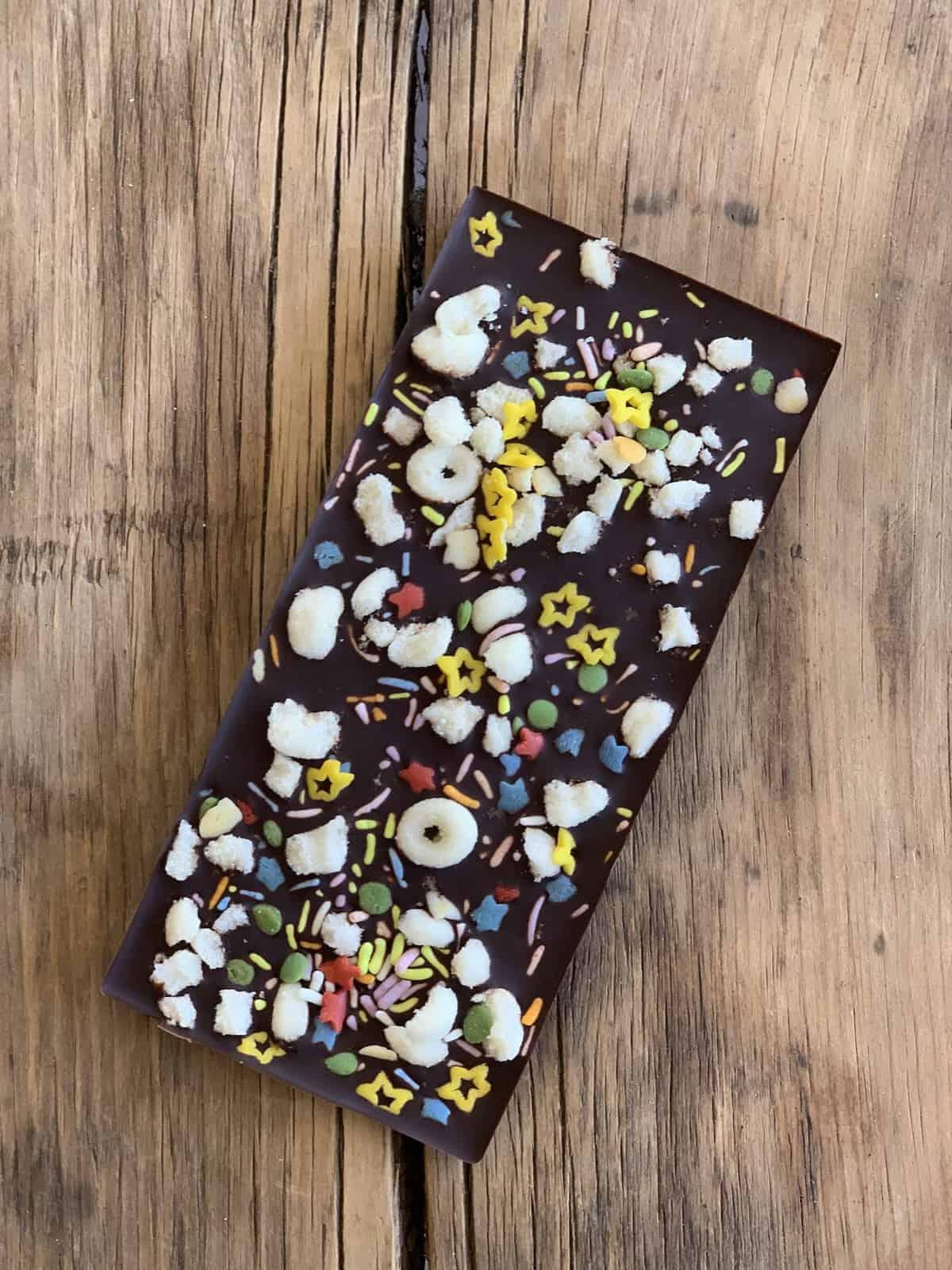 Magic Spoon Birthday Cake Candy Bars