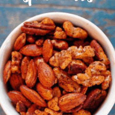 Easy Low Carb Keto Spiced Nuts Recipe Elana S Pantry