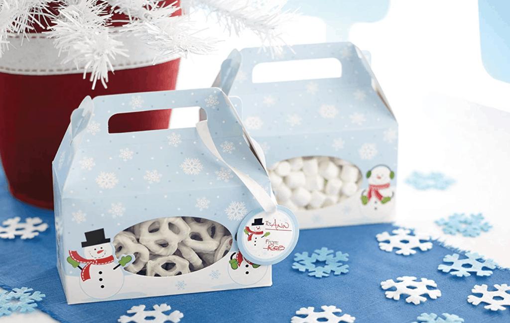 Snow Globe Box