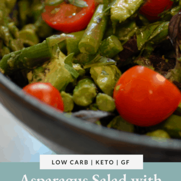 Asparagus Salad with Tomatoes and Basil (1)