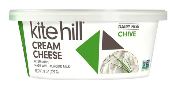 Bagels with Cream Cheese Kite Hill