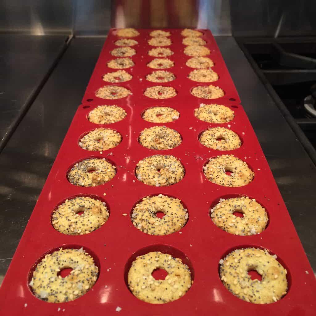 Mini Bagels